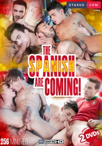 The Spanish Are Coming! DVD