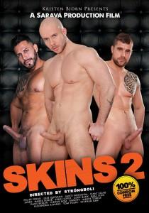 Skins 2 DVD - Front