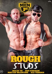 Rough Studs DVD - Front