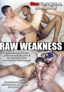 Raw Weakness DVD