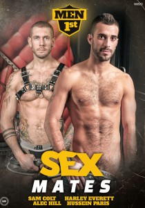 Sex Mates DVD - Front