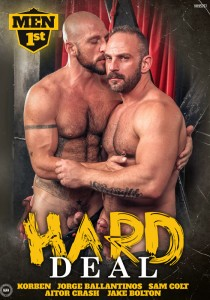 Hard Deal DVD