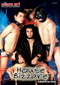 House Bizarre DVD (S)