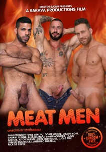 Meat Men DVD (S)