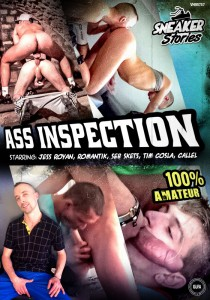 Ass Inspection DVD