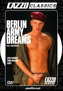 Berlin Army Dreams DVD (NC)