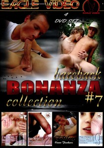 Bareback Bonanza Collection #7 DVD