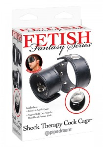 FF Shock Therapy Cock Cage