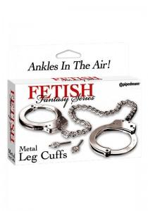 FF Metal Leg Cuffs - Front
