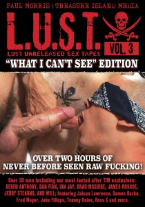 L.U.S.T. vol. 3 DVD