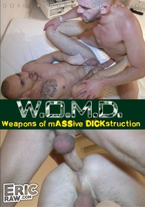 W.O.M.D. Weapons of Massive Dickstruction DVD