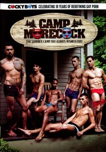 Camp Morecock DVD