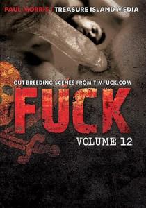 Fuck volume 12 DVD