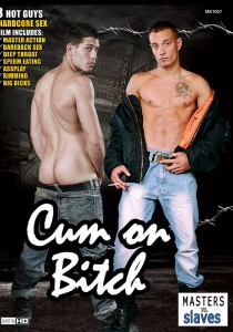 Cum on Bitch DVD