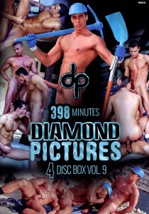 Diamond Pictures Box 9 DVD