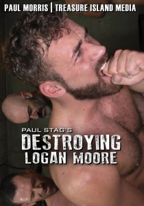 Destroying Logan Moore DVD (S)