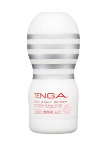 Tenga Deep Throat Cup (Soft Edition)