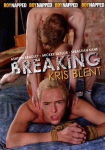 Breaking Kris Blent DVD