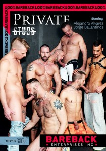 Private Studs DVD