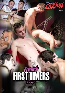 French First Timers Vol. 7 DVD