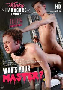 Who's Your Master? DVD