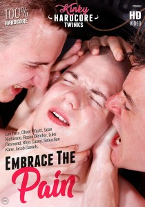 Embrace The Pain DVD