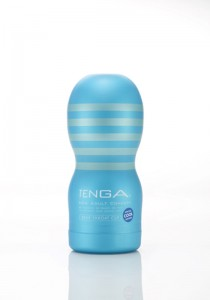 Tenga Deep Throat Cup - Cool Cup - Limited Edition - Front
