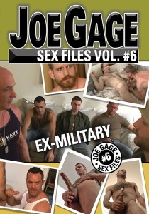 Joe Gage Sex Files vol. #6: Ex-Military DVD (S)