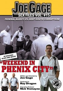 Joe Gage Sex Files vol. #15 Weekend in Phenix City DOWNLOAD