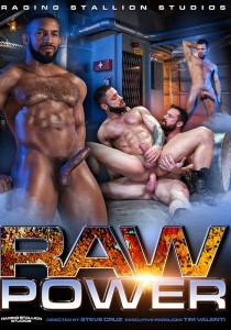Raw Power (Raging Stallion) DVD