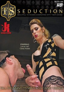 TSS140: Tall Stunning TS Mistress Casey Kisses DVD (S)