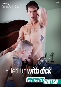 Filled Up With Dick DVD