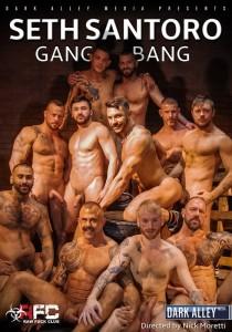 Seth Santoro Gang Bang DVD