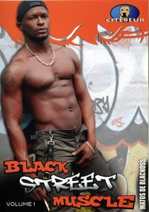 Black Street Muscle DVD