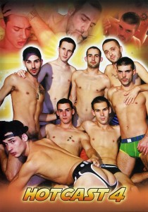 Hot Cast 4 DVD
