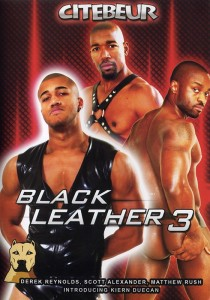 Black Leather 3 DVD
