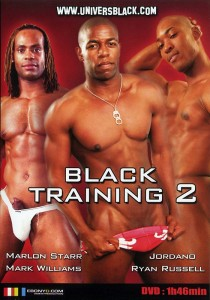 Black Training 2 DVD