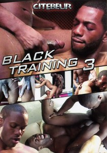 Black Training 3 DVD