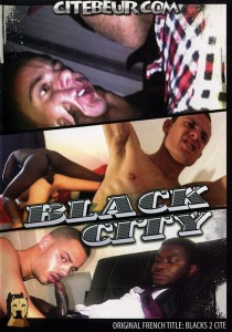 Black City DVD