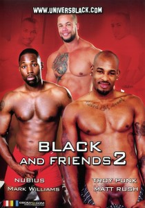 Black And Friends 2 DVD