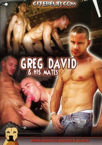 Greg David & His Mates DVD