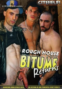 Rough House presents Bitume Returns DVD