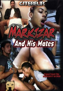 Markizar And His Mates DVD