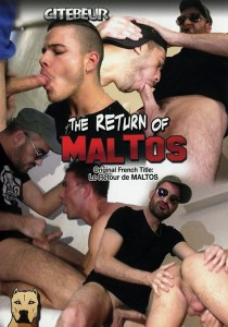 The Return of Maltos DVD
