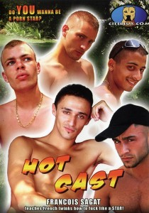 Hot Cast (Do You Wanna Be A Pornstar?) DVD