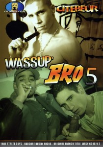Wassup' Bro 5 DVD