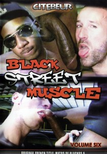 Black Street Muscle 6 DVD
