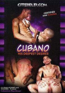 Cubano His Deepest Desire DVD (S)