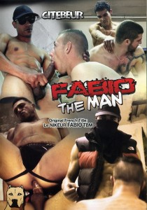 Fabio The Man DVD