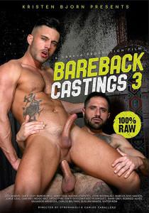 Bareback Castings 3 DVD